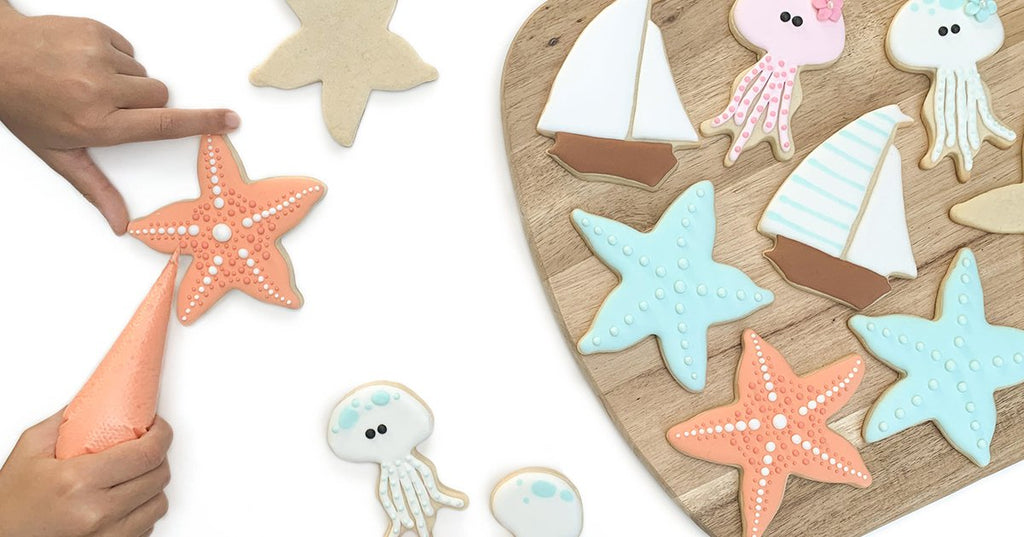 Sugar Cookie Fun! (Easy, tasty recipe included!)