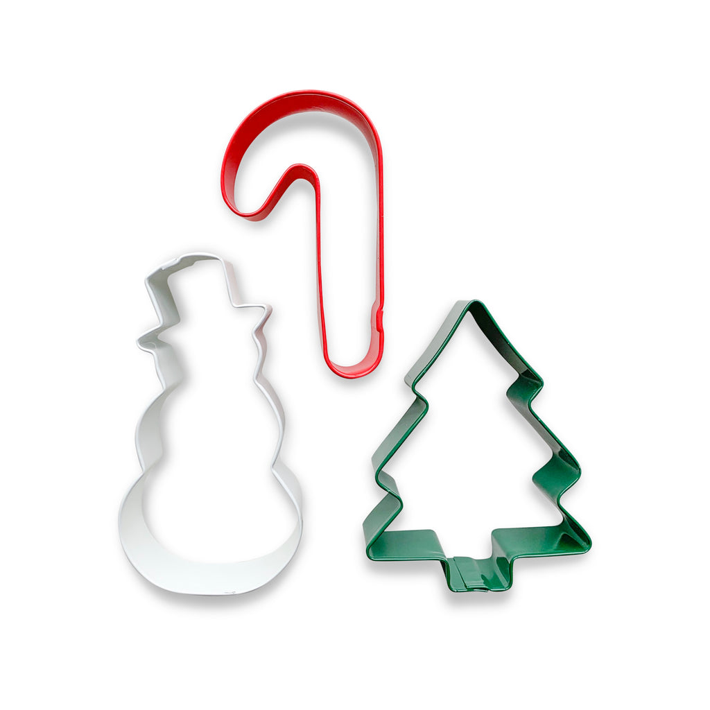 NEW! Holiday Cutters