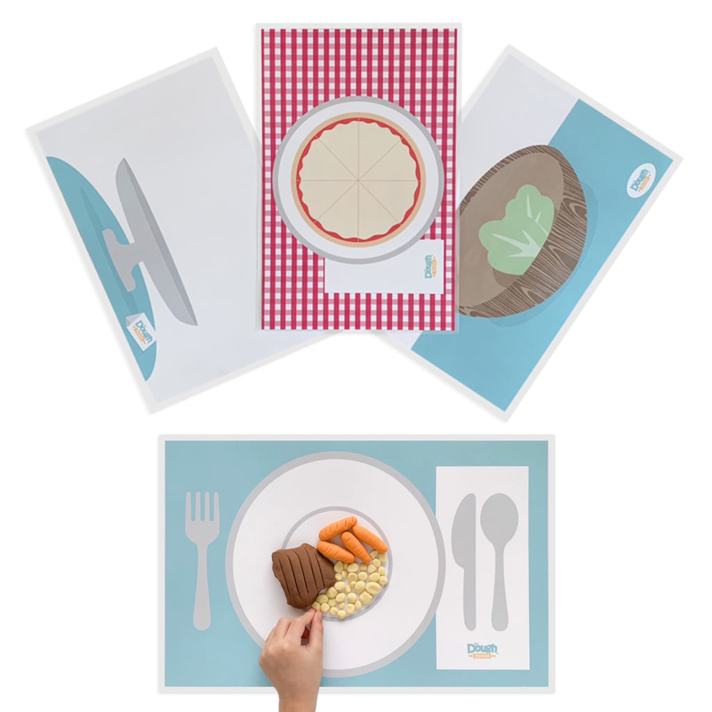 Creativity Mats™ - Healthy Meals