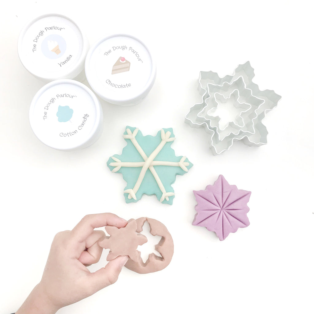 Snowflake Dough Set