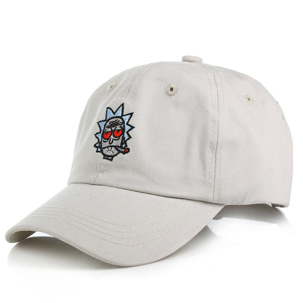 Crazy Rick Dad Hat