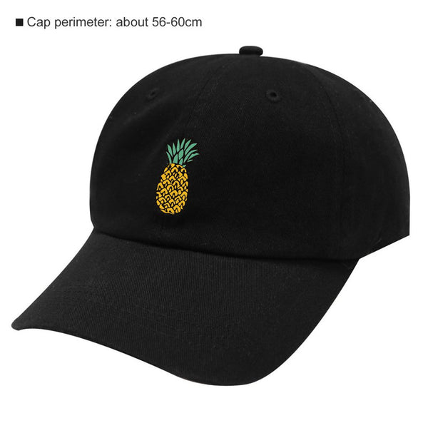 Pineapple Print Unisex Dad Hat