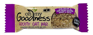 OMG Gluten Free Fruity Oat Bars