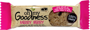 Gluten Free Cereal Bars Merry Berry