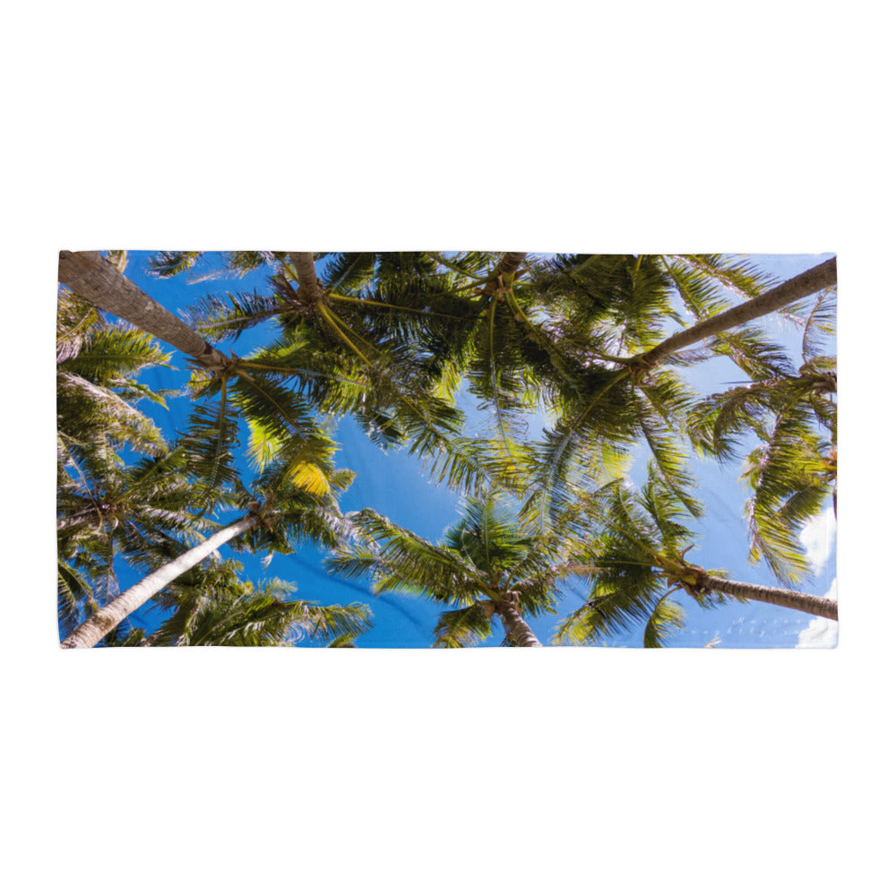 Marianas Trokon Niyuk View on the Hammock Beach Towel