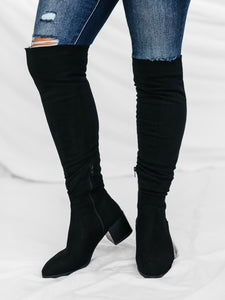 The Imposher Boots- Black