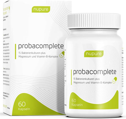 Nupure Probacomplete - 60 capsule