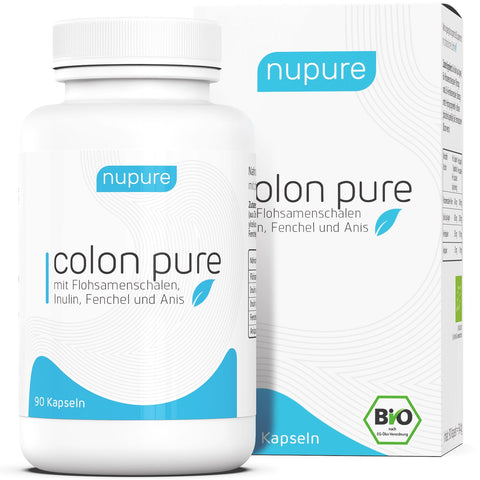 Nupure Colon Pure - 90 capsule