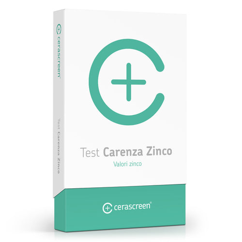 Test Carenza Zinco