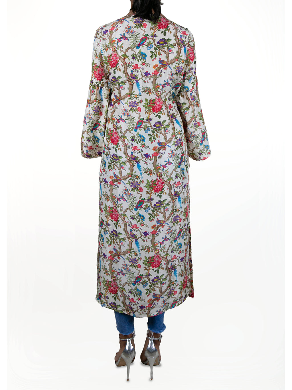 Multi Bird Kurta