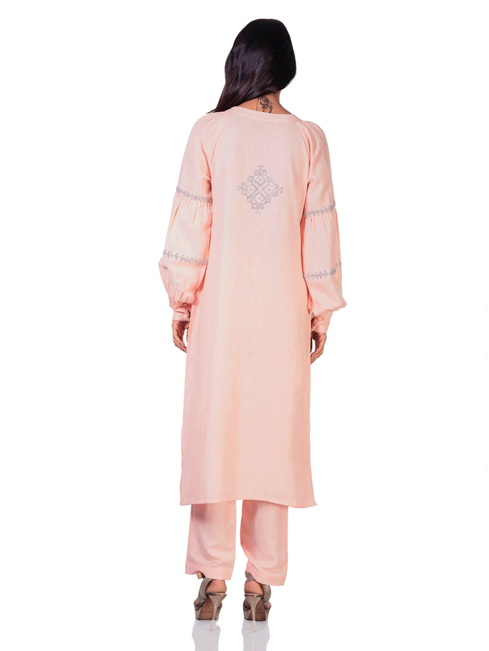 PASTELLO KURTA SET