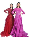 ROSE BOUQUET LEHENGA