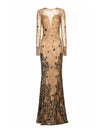 VERMILLION GOWN