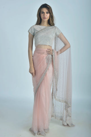 DAMASCENE GOWN