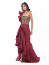 BEJEWELLED GOWN