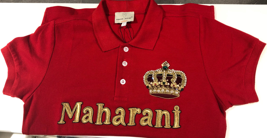 MAHARANI POLO T-SHIRT