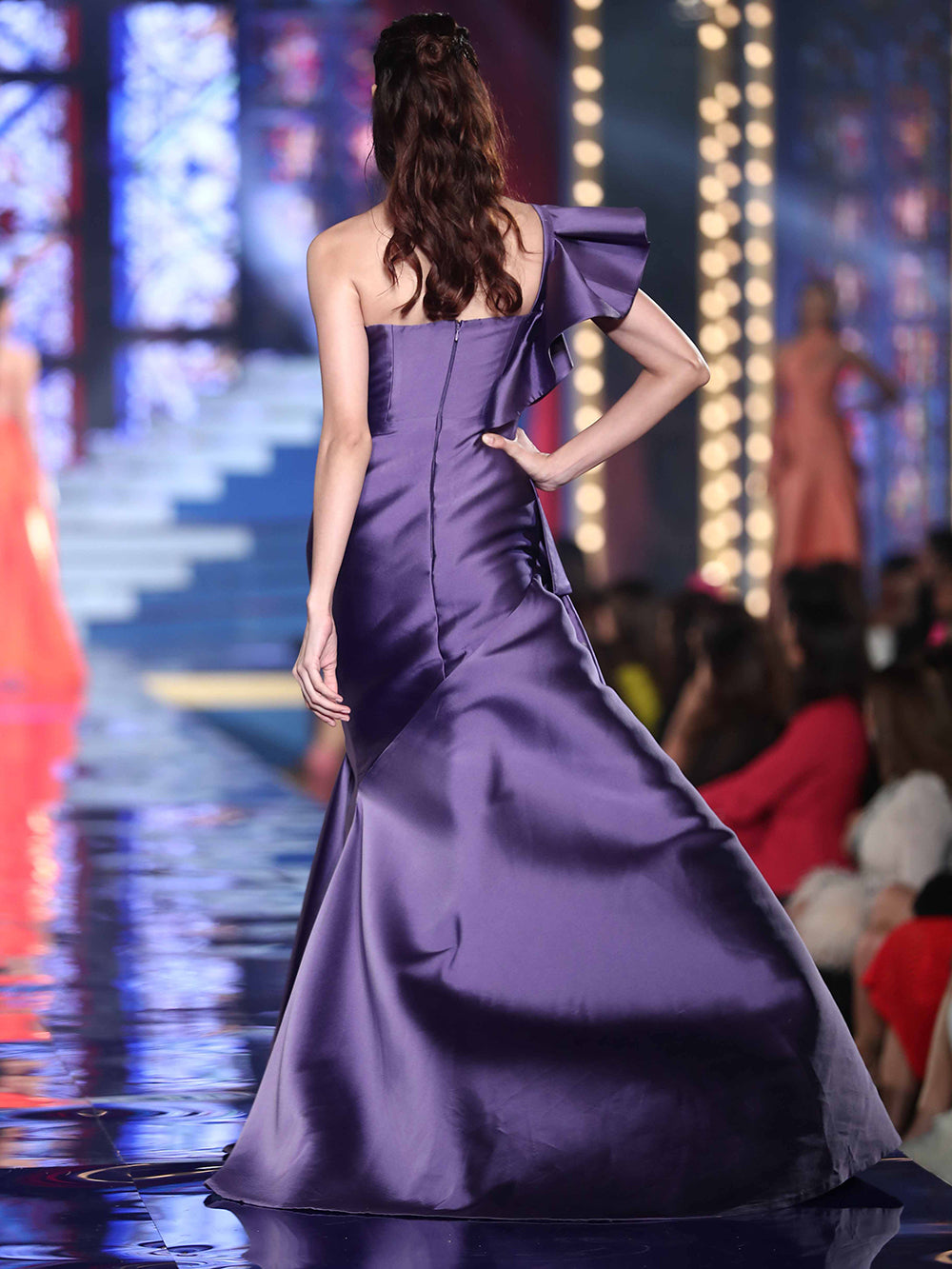 Ultraviolet Gown