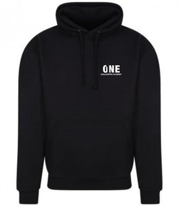 One Goalkeeper Academy Hoodie (Deep Black)