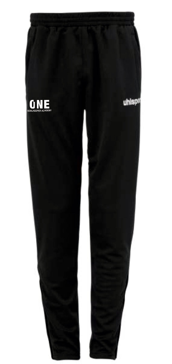 One Goalkeeper Academy Essential Performace Pant (Black)