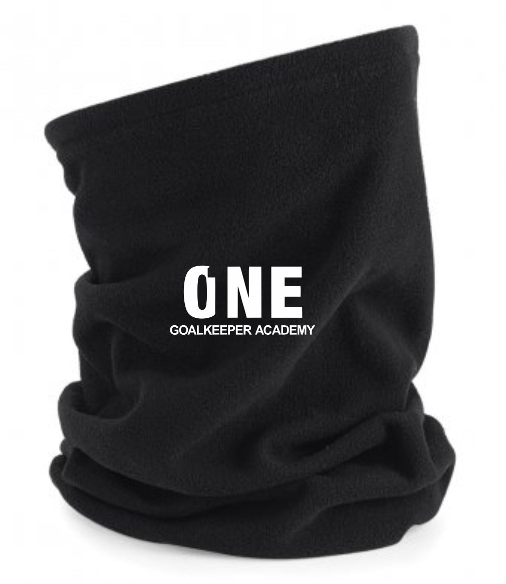 One Goalkeeper Academy Snood (Black)