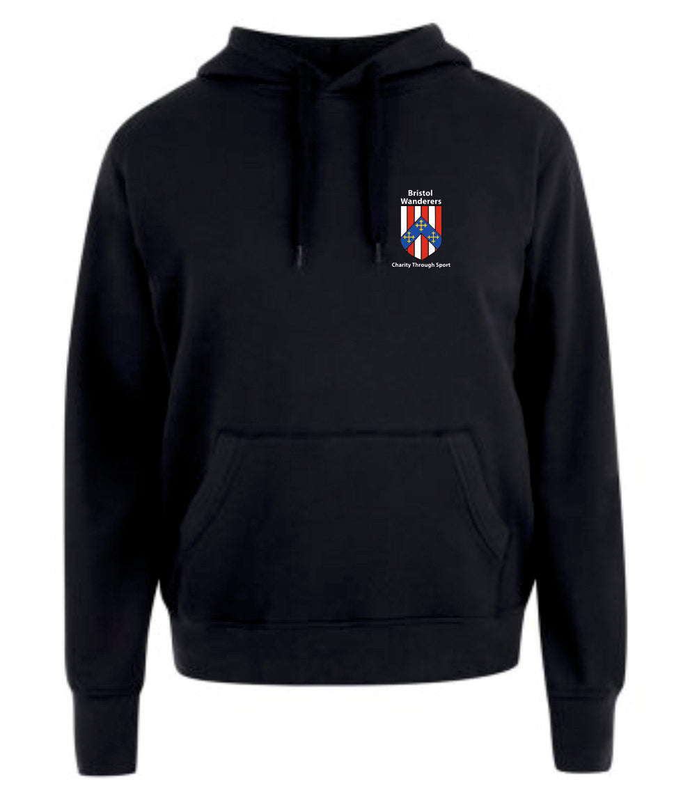 Bristol Wanderers Charity Through Sport Canterbury Team Hoodie (Black)