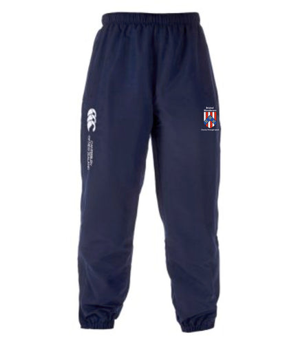 Bristol Wanderers Charity Through Sport Canterbury Cuffed Stadium Pants (Navy)