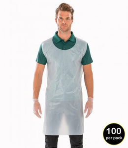 Disposable Apron - 1 PACK = 100 APRONS