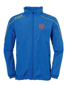 Greyfriars Athletic FC Stream 22 All Weather Jacket Inc Initials