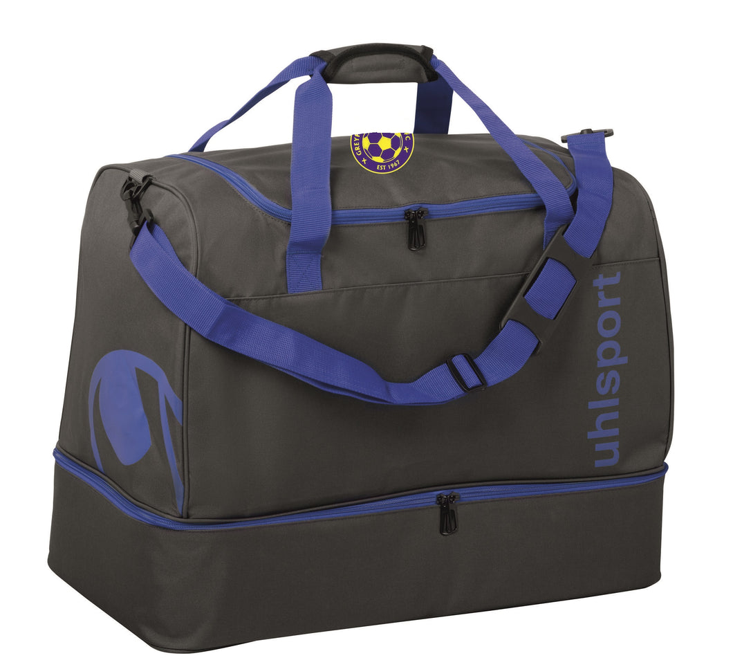 Greyfriars Athletic FC Essential Players Bag 50L (Blue) Inc Initials
