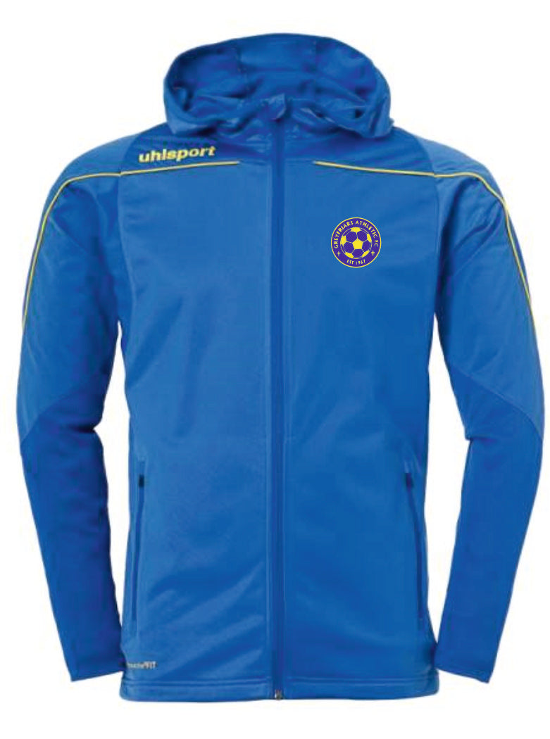 Greyfriars Athletic FC Stream 22 Track Hood Jacket Inc Initials