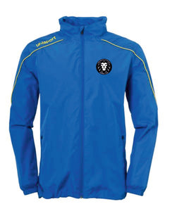 Longreach Athletic FC Stream 22 All Weather Jacket Inc Initials