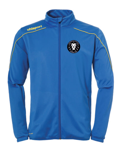 Longreach Athletic FC Stream 22 Classic Jacket Inc Initials