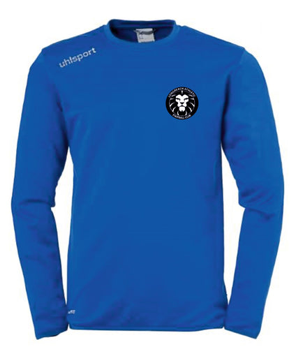 Longreach Athletic FC Essential Training Top Inc Initials