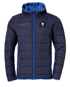 Longreach Athletic FC Essential Ultra Lite Down Jacket Inc Initials
