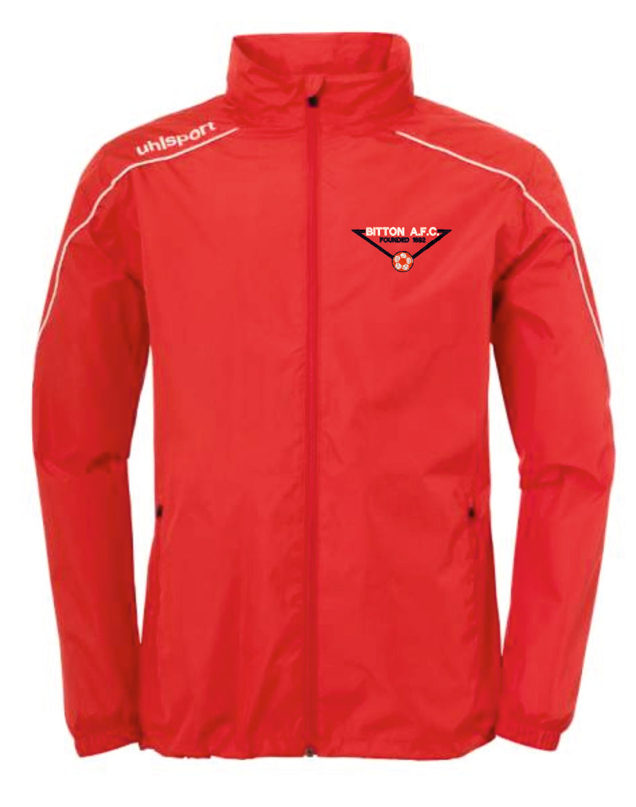 Bitton AFC Stream 22 All Weather Jacket (Red)