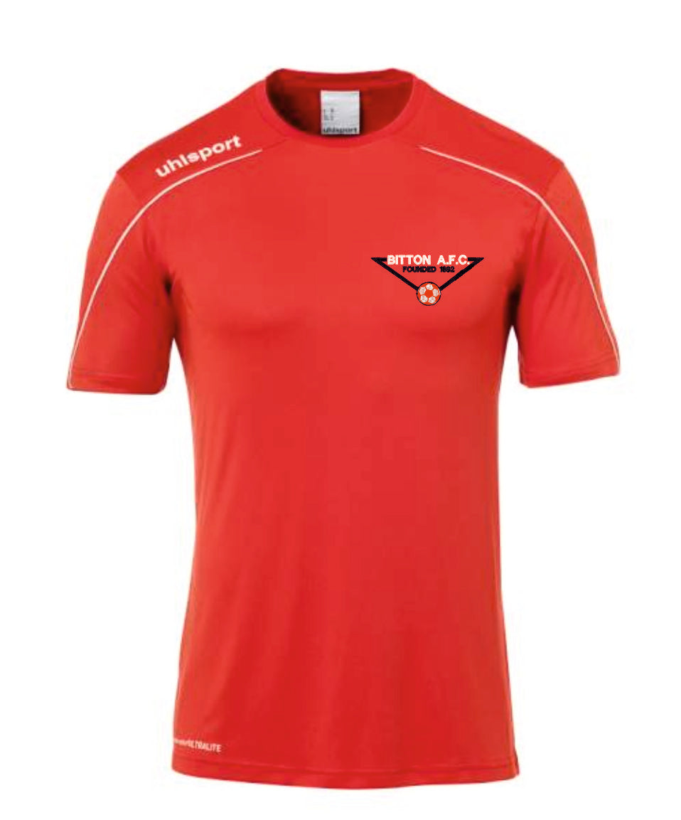 Bitton AFC Stream 22 SS Shirt (Red)