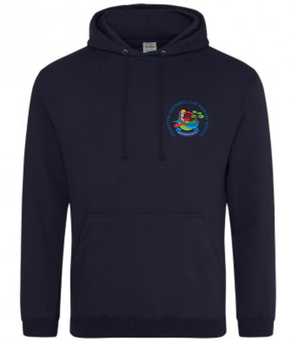 Friends of Frampton Cotterell Hoodie (New French Navy)