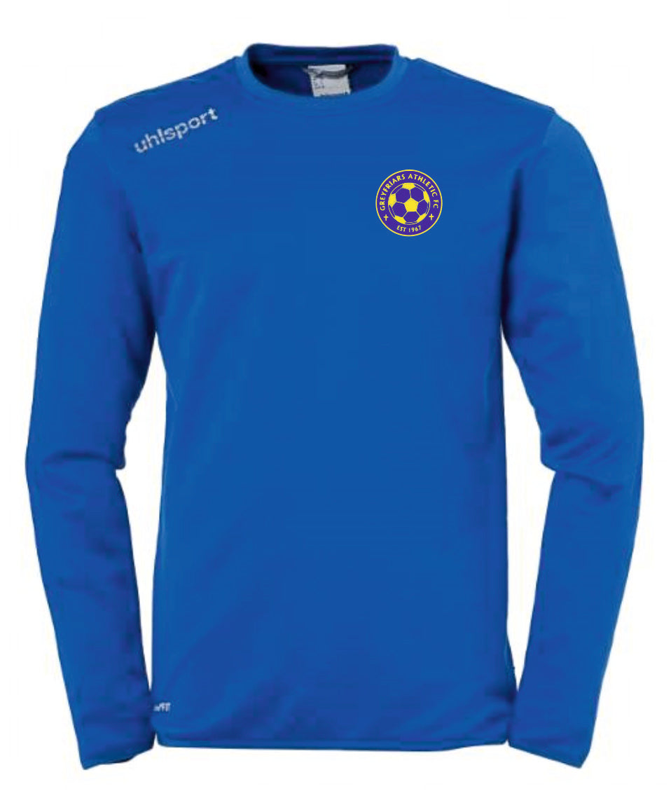 Greyfriars Athletic FC Essential Training Top Inc Initials