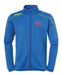 Greyfriars Athletic FC Stream 22 Classic Jacket Inc Initials