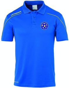 Greyfriars Athletic FC Stream  Polo Shirt Inc Initials