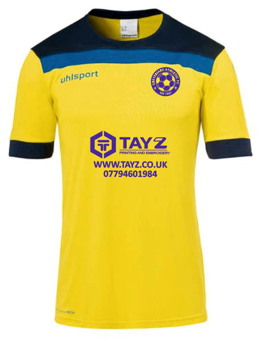 Greyfriars Athletic FC Away Shirt Inc Number