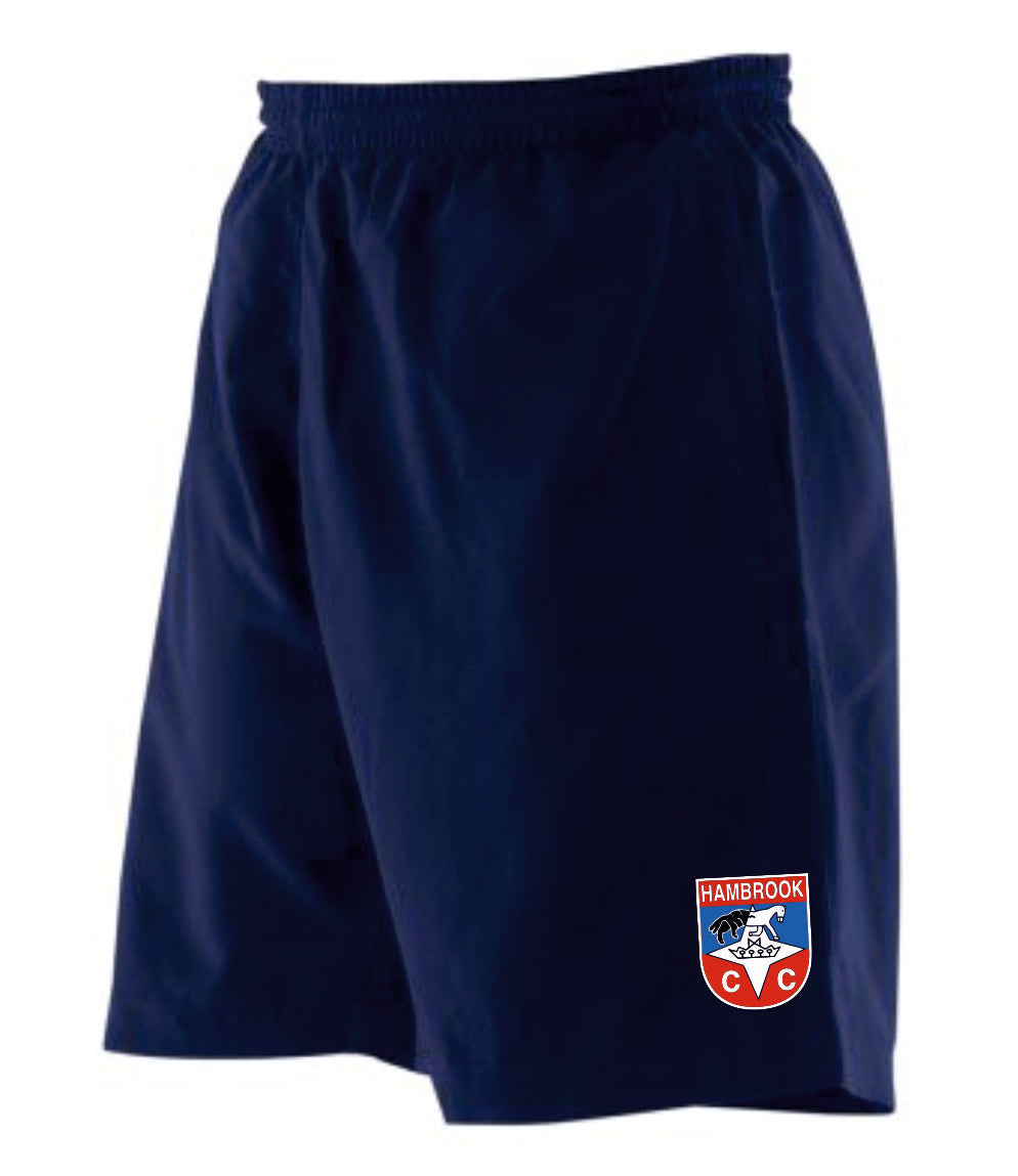 Hambrook CC Microfibre Shorts (Womens fit) - Navy