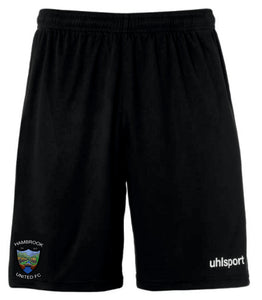 Hambrook United FC Center Basic Short (Black)