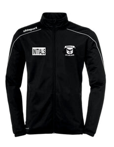 Imperial FC Stream 22 Classic Jacket (Black) Inc Initial
