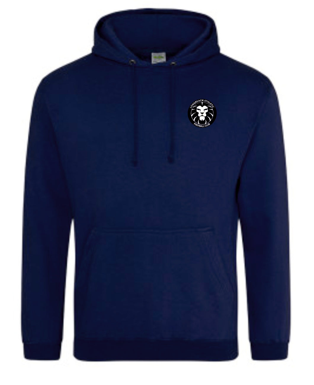 Longreach Athletic FC College Hoodie - Oxford Navy
