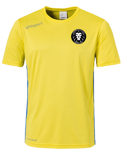 Longreach Athletic FC Warm Up/Training T-Shirt Inc Initials