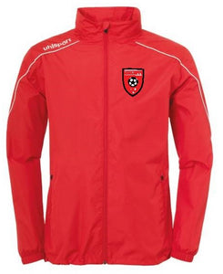 Moors Youth Stream 22 All Weather Jacket (Red)