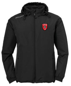 Moors Youth Essential Coach Jacket (Black) Inc Initials