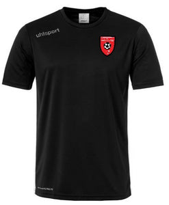 Moors Youth Essential Training Shirt (Black)
