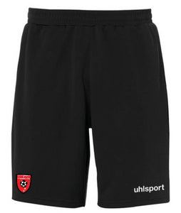 Moors Youth Essential PES Shorts (Black)